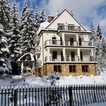 Zima w pensjonacie Willa Ślązaczka