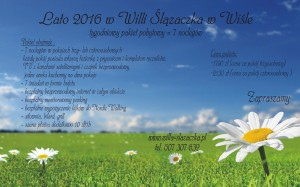 Lato 2016 - Ślązaczka